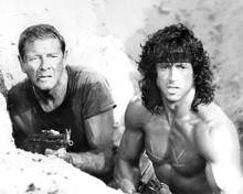 This is an image of 193075 Rambo Iii Photograph & Poster