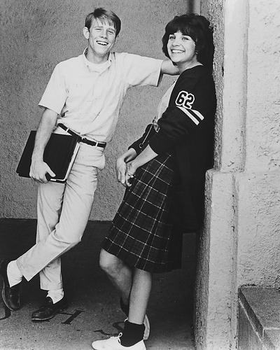 This is an image of 171987 Ron Howard & Cindy Williams Photograph & Poster