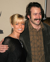 This is an image of 270398 Jaime Pressly & Jason Lee Photograph & Poster