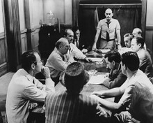 This is an image of 172827 Twelve Angry Men Photograph & Poster