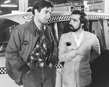 This is an image of 171755 Robert De Niro & Martin Scorsese Photograph & Poster