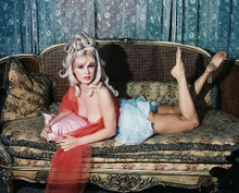 This is an image of 233490 Mamie Van Doren Photograph & Poster