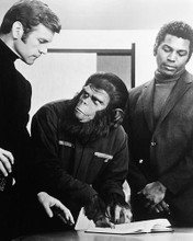 This is an image of 193722 Conquest of the Planet of the Apes Photograph & Poster