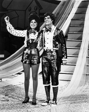 This is an image of 194871 Donny and Marie Show Photograph & Poster