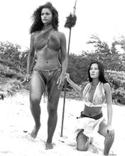 This is an image of 194880 Mysterious Island of Beautiful Women Photograph & Poster