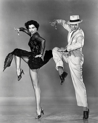 This is an image of 196782 Silk Stockings Photograph & Poster