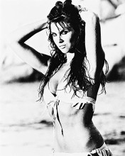 This is an image of 18096 Caroline Munro Photograph & Poster