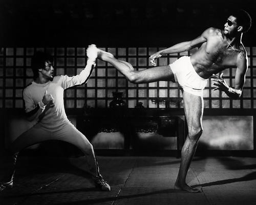 This is an image of 196793 Game of Death Photograph & Poster