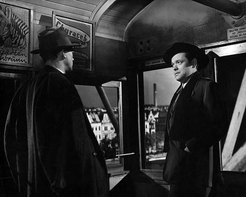 This is an image of 199138 The Third Man Photograph & Poster