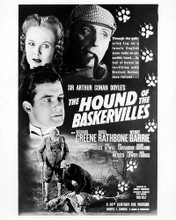 This is an image of 199339 Hound of the Baskervilles 1939 Photograph & Poster