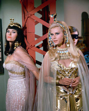 This is an image of 252058 Lee Meriwether & Grace Lee Whitney Photograph & Poster