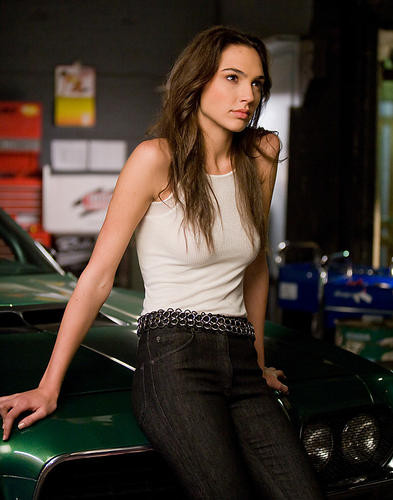 This is an image of 280142 Gal Gadot Photograph & Poster