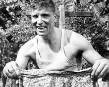 This is an image of 190216 Burt Lancaster Photograph & Poster