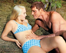 This is an image of 280835 The Swimmer Photograph & Poster