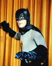 This is an image of 280798 Adam West Photograph & Poster