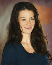 This is an image of 280701 Evangeline Lilly Photograph & Poster