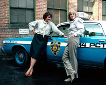 This is an image of 280725 Cagney and Lacey Photograph & Poster