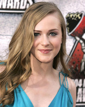 This is an image of 280742 Evan Rachel Wood Photograph & Poster