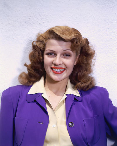This is an image of 280936 Rita Hayworth Photograph & Poster