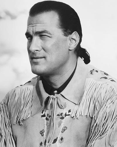 This is an image of 190372 Steven Seagal Photograph & Poster
