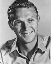 This is an image of 190291 Steve McQueen Photograph & Poster