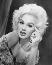 This is an image of 190472 Mamie Van Doren Photograph & Poster