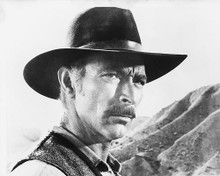This is an image of 190486 Lee Van Cleef Photograph & Poster