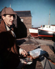 This is an image of 281004 Peter Cushing Photograph & Poster