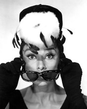 This is an image of 190690 Audrey Hepburn Photograph & Poster