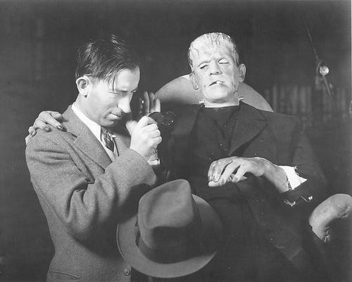 This is an image of 190725 Frankenstein Photograph & Poster