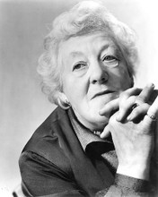 This is an image of 190783 Margaret Rutherford Photograph & Poster