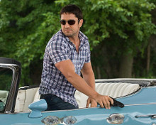 This is an image of 281091 Gerard Butler Photograph & Poster