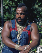 This is an image of 281102 Mr. T Photograph & Poster