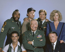 This is an image of 281106 The A-Team Photograph & Poster