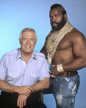 This is an image of 281109 The A-Team Photograph & Poster