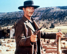 This is an image of 281154 Lee Van Cleef Photograph & Poster