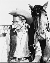This is an image of 14838 James Dean Photograph & Poster