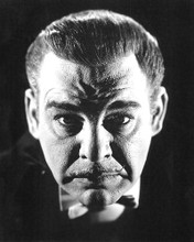 This is an image of 191109 Boris Karloff Photograph & Poster