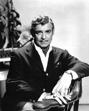 This is an image of 191117 Clark Gable Photograph & Poster