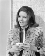 This is an image of 191197 Diana Rigg Photograph & Poster
