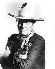 This is an image of 191260 John Wayne Photograph & Poster