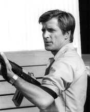 This is an image of 191272 Dirk Benedict Photograph & Poster