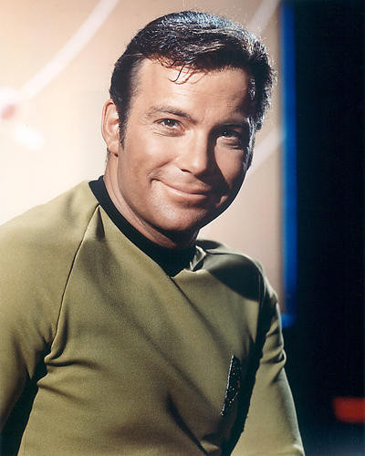 This is an image of 281286 William Shatner Photograph & Poster