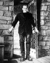 This is an image of 191338 Boris Karloff Photograph & Poster