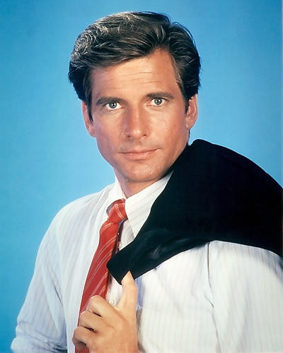 This is an image of 281554 Dirk Benedict Photograph & Poster