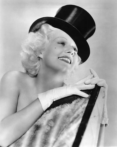 This is an image of 191414 Jean Harlow Photograph & Poster