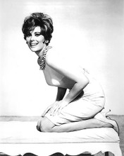 This is an image of 191426 Jill St. John Photograph & Poster