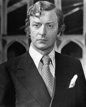 This is an image of 191482 Michael Caine Photograph & Poster