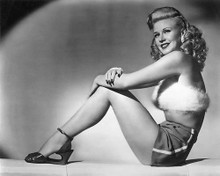 This is an image of 191569 Ginger Rogers Photograph & Poster