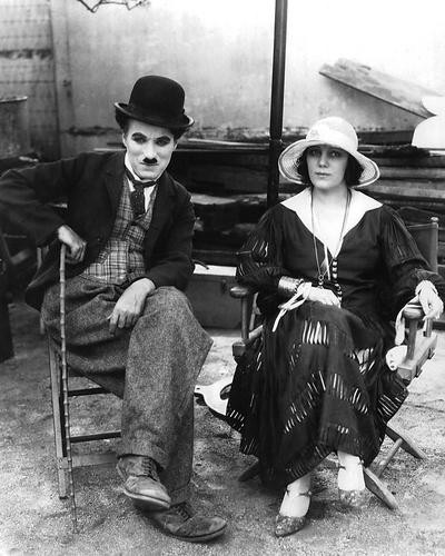 This is an image of 191688 Charlie Chaplin Photograph & Poster